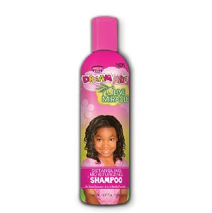 African Pride DREAM KIDS Olive Miracle Shampoo - 12oz